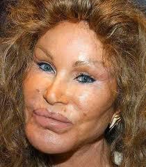 botox face