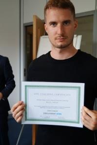 dan certificate